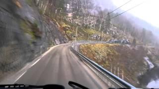 видео Дороги Норвеии