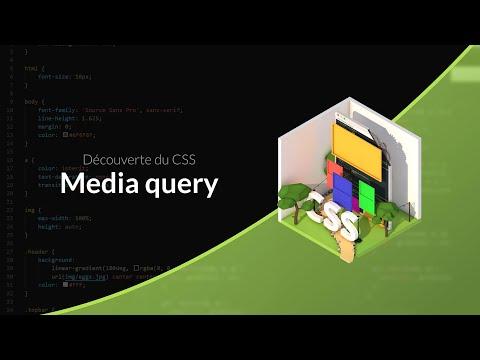 Découverte Du CSS (18/31) : Media Query Et Le