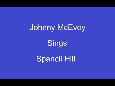 Spancil Hill + On Screen Lyrics ---Johnny McEvoy