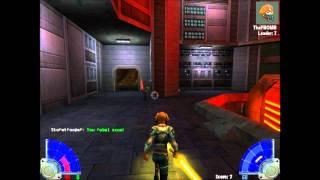 Star Wars Jedi Knight: Jedi Academy - Multiplayer (1/2)