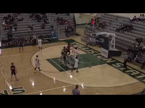 MUST WATCH!  Tyrell Harper 17-18 End of the year highlights Dawson Community College