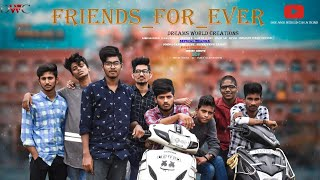 Friends Forever| lover's day movie cover song|Team DWC |Dreams world creations