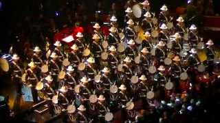 [HD] The Massed Bands Of Her Majesty
