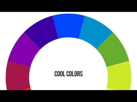 cool colors art vocab definition youtube