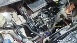 Установка насоса подкачки на Peugeot Expert с ТНВД Lucas DPC(, 2014-06-22T17:40:49.000Z)