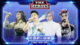 THE HEROES Tập 8 Full HD
