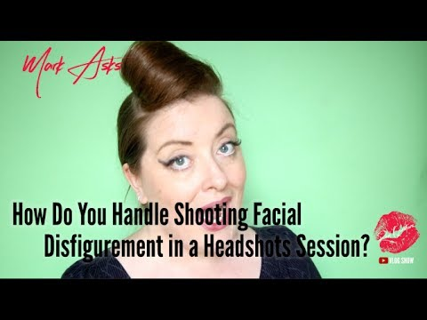 EP12. Mark ask How do you handle working with a Facial Disfigurement?