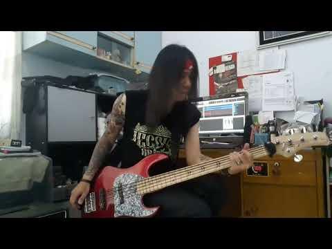 Sang Saka Merah Putih - Jecovox (bass cover)