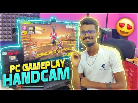 Gaming Tamizhan Pc Handcam Video|Free Fire Pc Gameplay 1 vs 1 Pc Gameplay Handcam Video|Kutty Gokul thumbnail