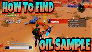 Download Video HOW TO FIND OIL SAMPLES IN FORTNITE SAVE THE WORLD MP3 3GP MP4