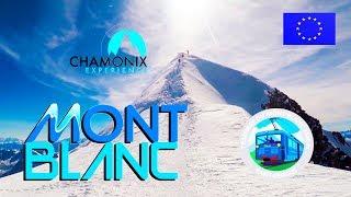 Восхождение МОНБЛАН 4810 СОЛО Mont Blanc Solo trip Mountain День 1