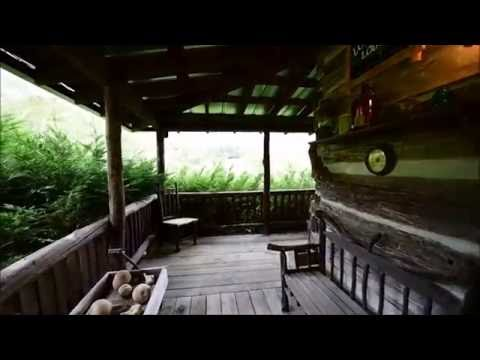 Lone Pine Lodge - A Rental Cabin Walkthrough Near Asheville, NC
