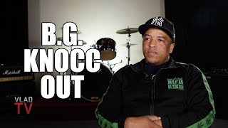 B.G.Knocc Out Says the OG Bloods in New York Should've Checked 6ix9ine (Part 11)
