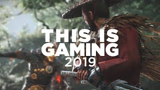 BEST UPCOMING GAMES 2019 TRAILER MONTAGE