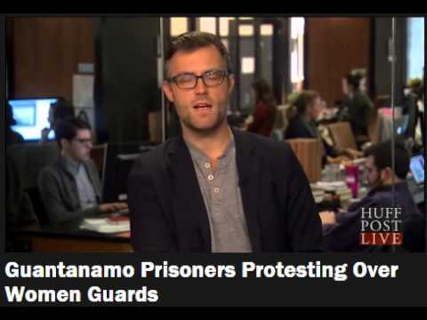 Larry Youngner joins the Huffington Post for a discussion on the latest at Guantanamo Bay.