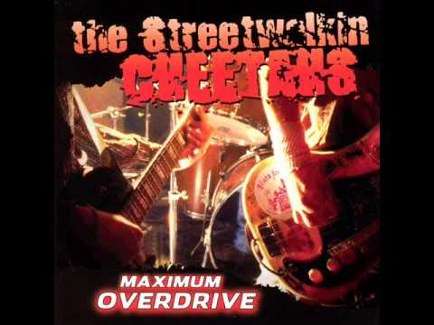 The Streetwalkin' Cheetahs - Maximum Overdrive (Full Album)