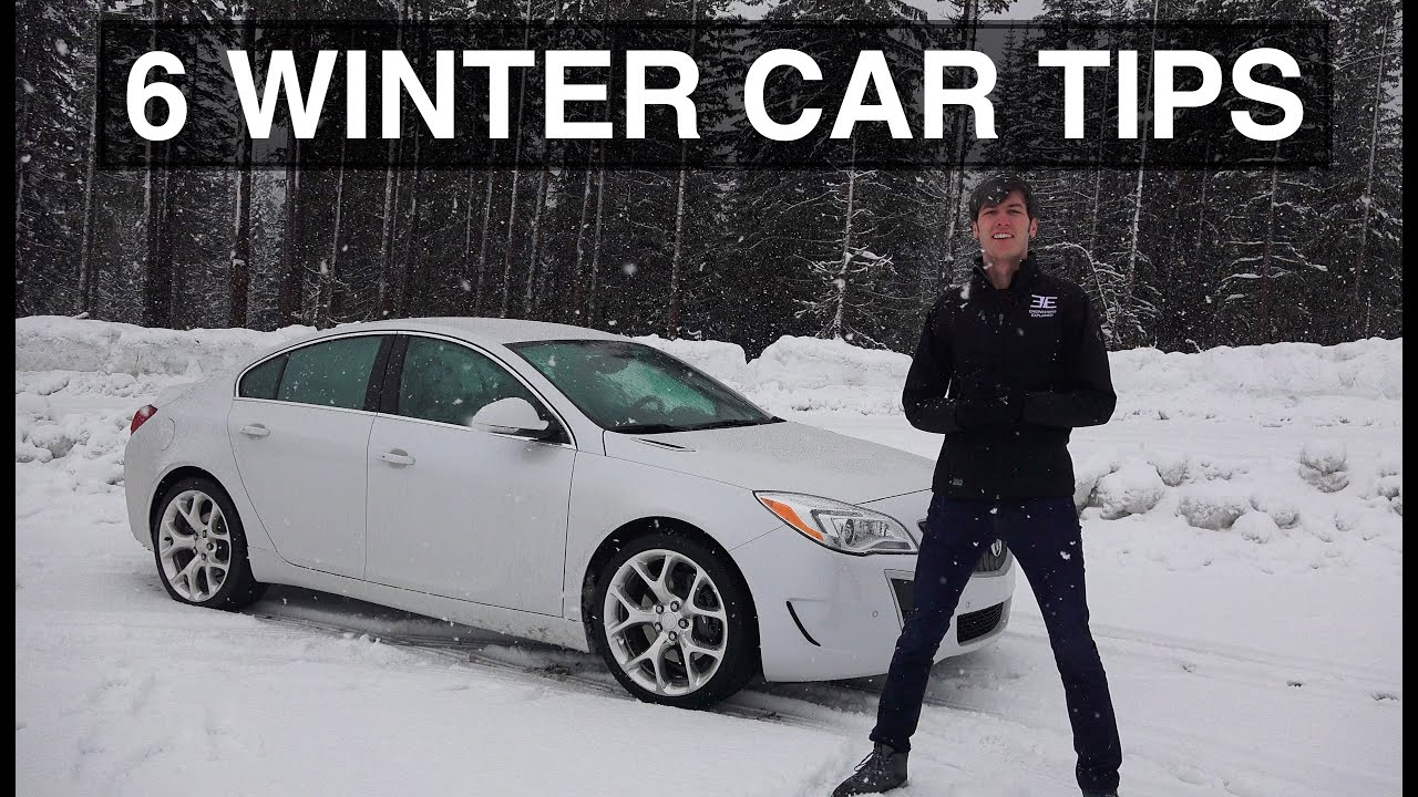 Winterizing Your Car: 6 Ways To Prepare Your Car For Winter