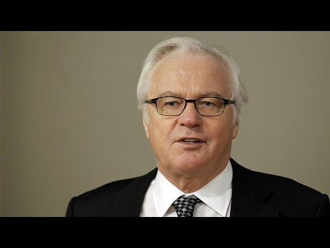 Russian ambassador to UN Vitaly Churkin dies (SPECIAL COVERAGE)