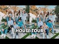 THE YOUTUBER COUPLES RETREAT HOUSE TOUR!