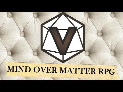 Mind Over Matter RPG
