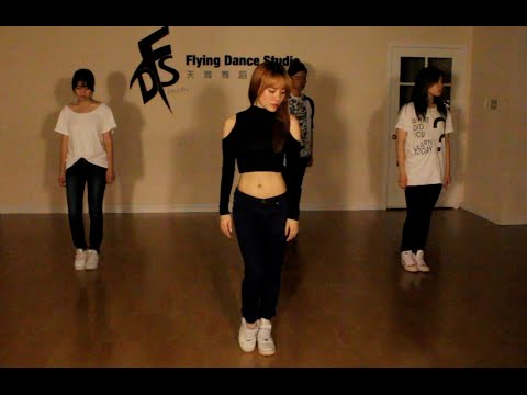 taeyang eyes nose lips dance choreography by Secciya YingYing