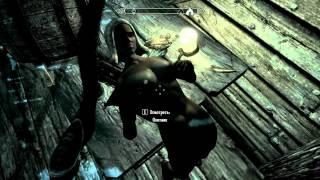 Skyrim - Cook nude woman