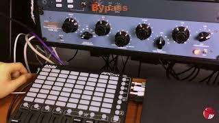 Audio Test of Warm Audio EQP-WA