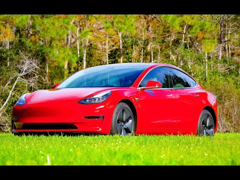 The 2018 Tesla Model 3. Car Reviews Unplugged