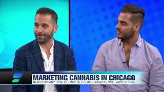 Company Helps Dispensaries Market Marijuana in Illinois
