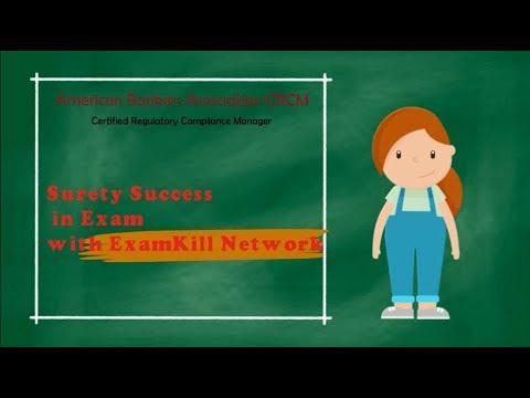 Latest CRCM Dumps - Real Exam CRCM Question 2018 - YouTube