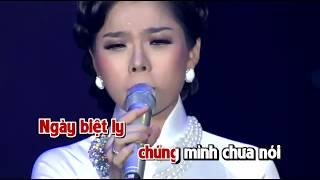 Karaoke   Nhật Ký Đời Tôi   Lệ Quyên