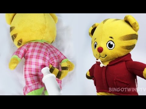 Daniel Tiger Baby Sister Gets SHOT |Pretend Play Compilation| Daniel Tiger Neighborhood Full Episode