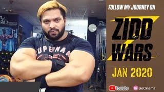 CAN A WRESTLER WIN MUSCLEBLAZE ZIDD WARS 2020? | Zidd Story-5 | Big Bully | Wrestler