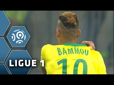 SM Caen - FC Nantes (0-2)  - Résumé - (SMC - FCN) / 2015-16