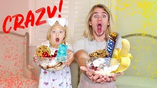 ULTIMATE ICE CREAM SUNDAE CHALLENGE!!!