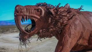 One of the more popular attractions to Anza-Borrego is the unique m...