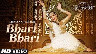 Bhari Bhari Song | MANN BHEETAR | Pt. Birju Maharaj |Shreya Ghoshal, Rajeev Mahavir |Sandeep Mahavir