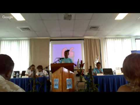 MELANESIAN SCHOOL DEBATE - 24th NOVEMBER 2015
