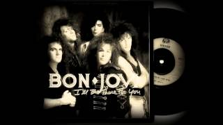 Bon Jovi - I'll Be There for You (Backing Track)