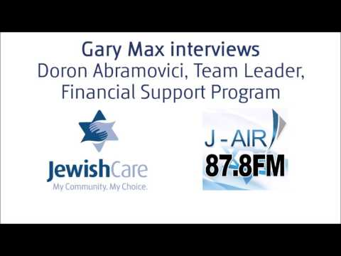 Gary Max (J-Air Radio) Interviews Doron Abramovici