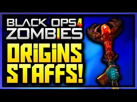 "Black Ops 4 Zombies ""IX"" ORIGINS STAFFS RETURNING! NEW IMAGE! (Black Ops 4 Zombies Staffs Returning)"