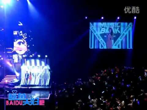 [120623] 이장우 유이 Lee Jang Woo UEE Live MC Cut at Music Bank Hong Kong