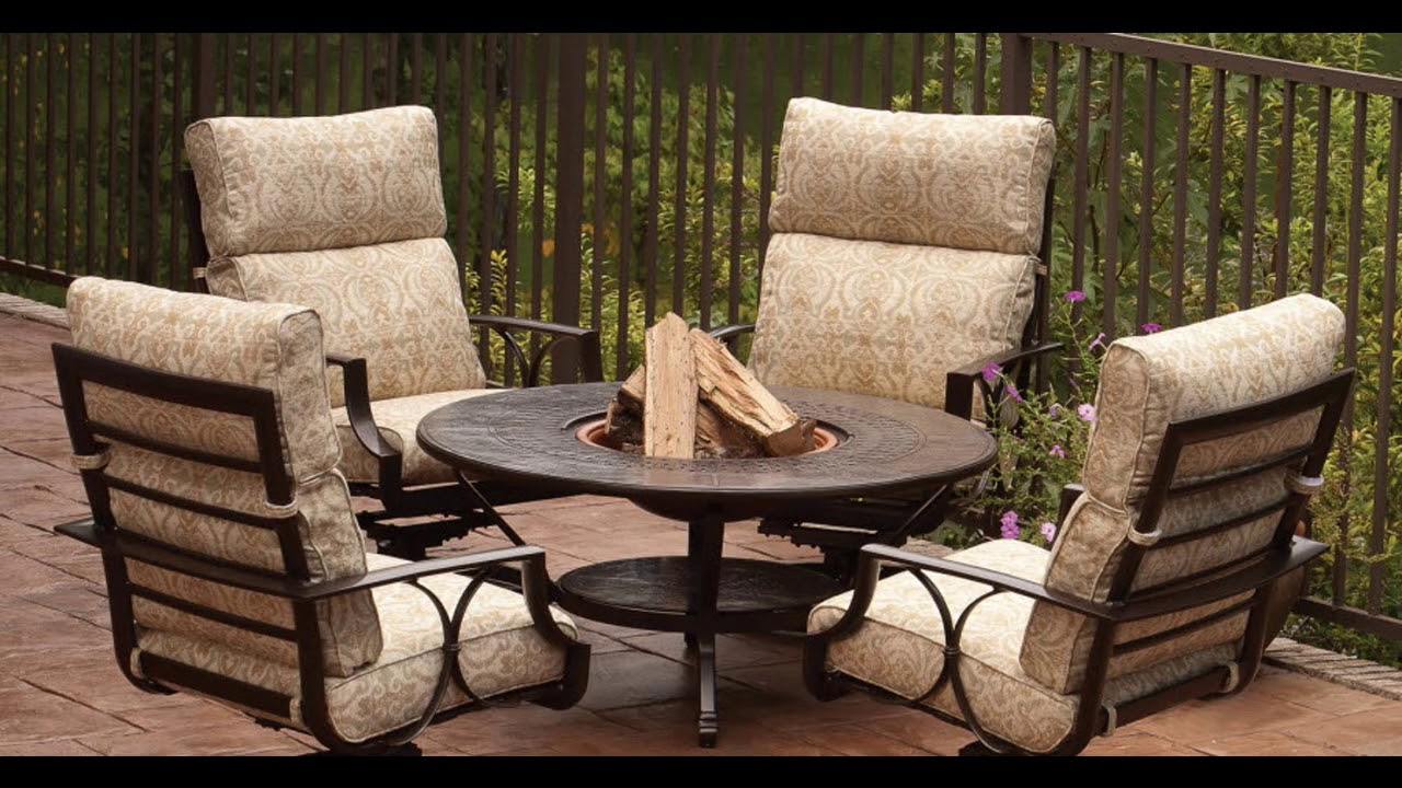 Winston Patio Furniture Design