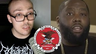 I strongly disagree with Killer Mike