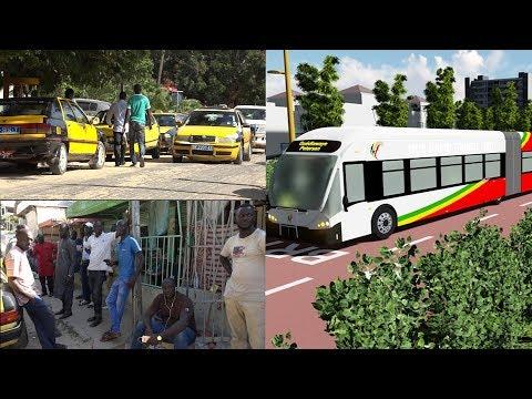 Lancement du projet BRT: le groupement circulation Taxi-Dakar en colère contre le gouvernement