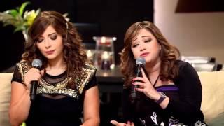 أصالة & ريهام عبدالحكيم - بالورقه والقلم