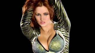 Maria Kanellis Theme Song-With Legs Like That