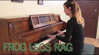Frog Legs Rag - James Scott