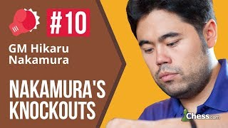 Nakamura's Knockouts: Who Can Defeat Hikaru In Blitz Chess?