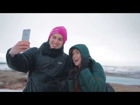 Derby Uni Iceland 2018 Overview - 40 students, 7 nights!